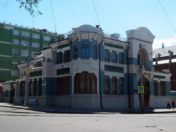 Особняк Курлиной в Самаре