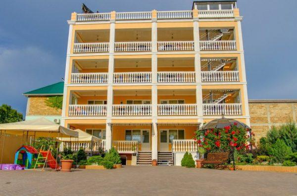 Отель «Фрегат»