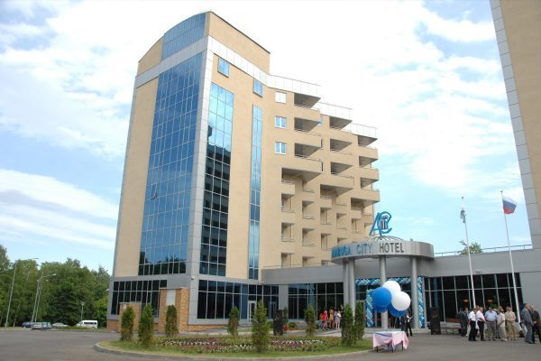 Отель ALABUGA CITY HOTEL