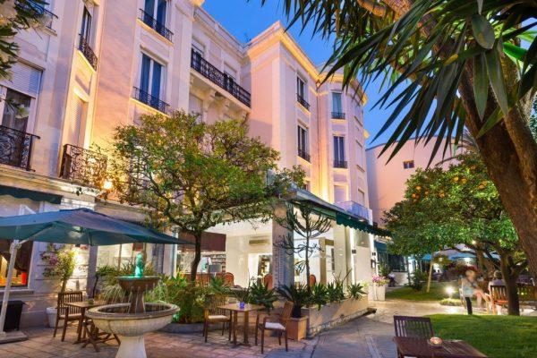 Отель Brice 3* в Ницце