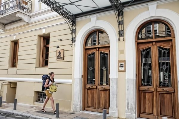 Отель City Circus в Афинах