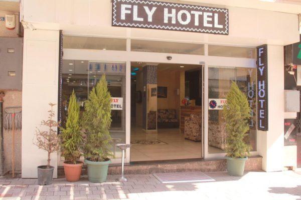 Отель Fly в Стамбуле