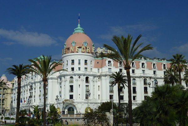 Отель «Негреско» в Ницце