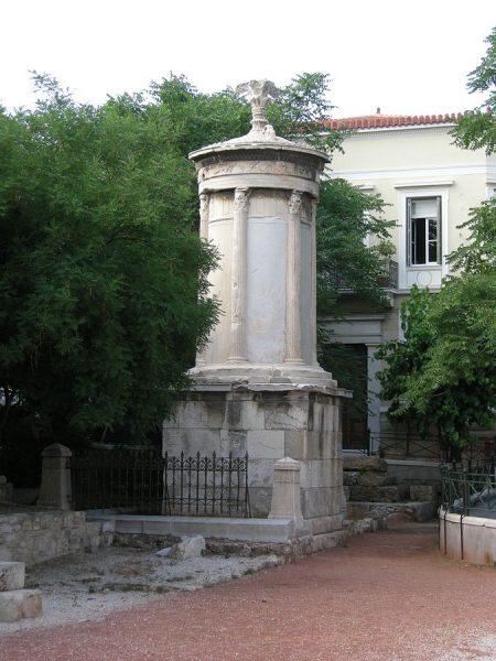 Памятник Лисикрата в Афинах