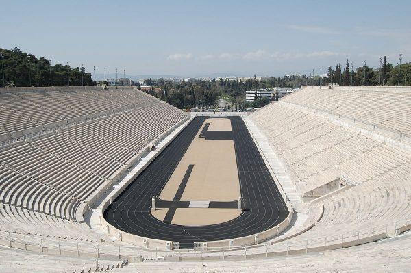 Панатинаикос в Афинах