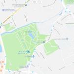 Парк и музей Борели на карте Марселя