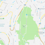 Парк Мон Борон в Ницце