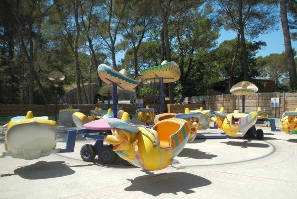 Парк Ok Corral в Марселе