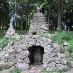 Пещера «Орёл» в Курортном парке Ессентуков