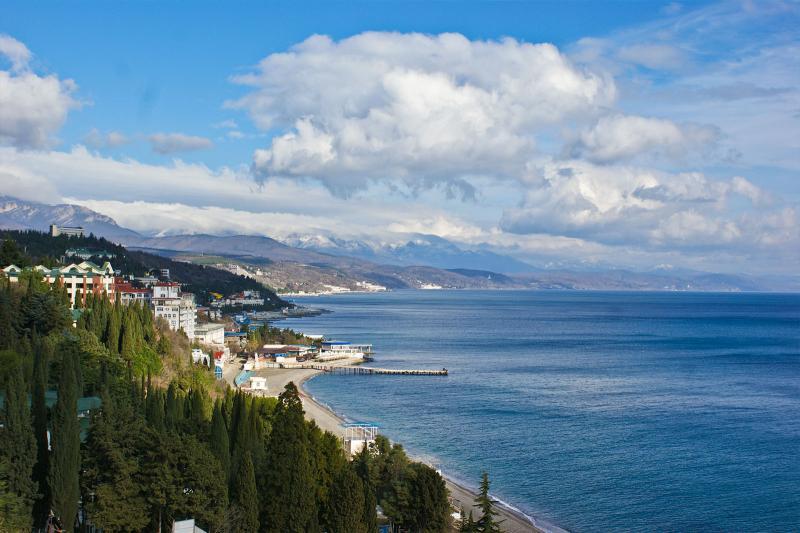Алушта: очарование южного берега Крыма