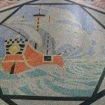 Пол Морского Никольского собора