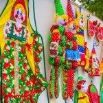 Выставка лоскутного творчества на празднике «Древо жизни»