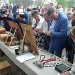 Ярмарка мастеров на празднике «Древо жизни»