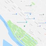 Расположение Ливенцовской крепости на карте Ростова-на-Дону