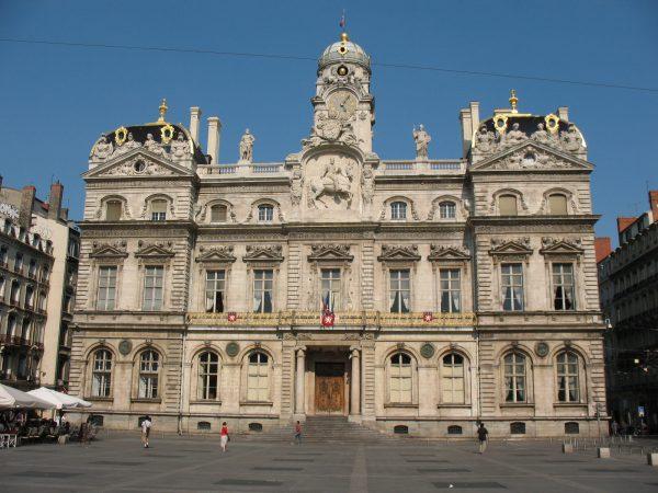 Лионская ратуша