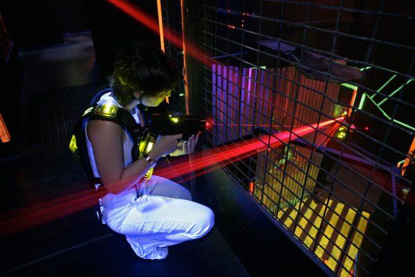 Развлекательный центр LaserGame