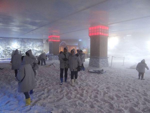 Развлекательный центр Snow World