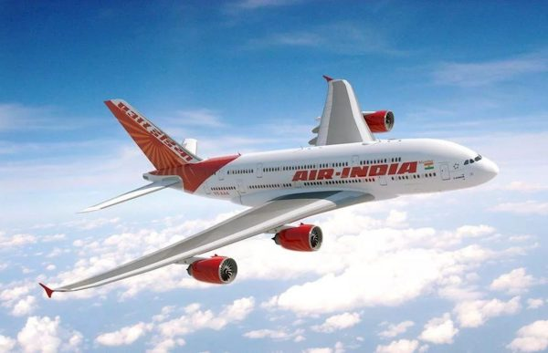 самолёт air india