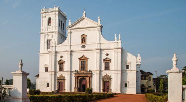 Собор Святой Екатерины Гоа