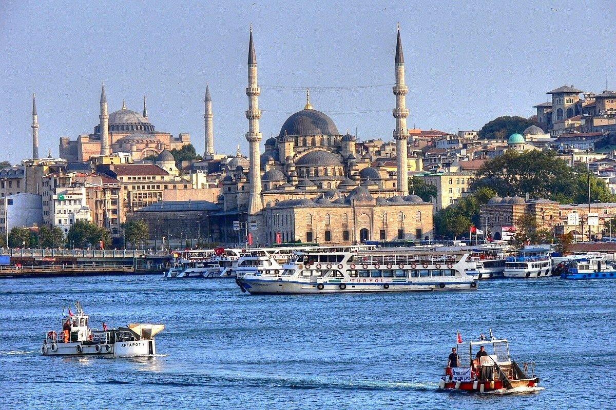 Жемчужина Босфора: Стамбул и его достопримечательности