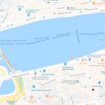 Старый порт на карте Марселя