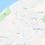Стела «Ладья» на карте Самары