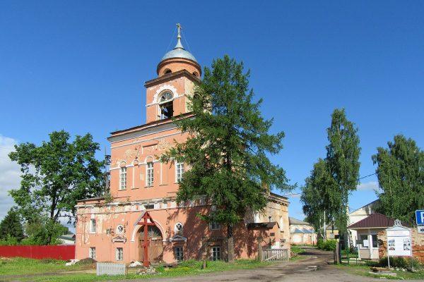 Тихвинский Введенский женский монастырь