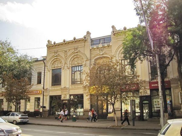 Торговый дом Яблоковых в Ростове-на-Дону