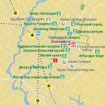 туристическая карта джайпура