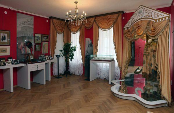Дом-музей Л. В. Собинова