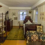 Интерьер в доме-музее Шишкина