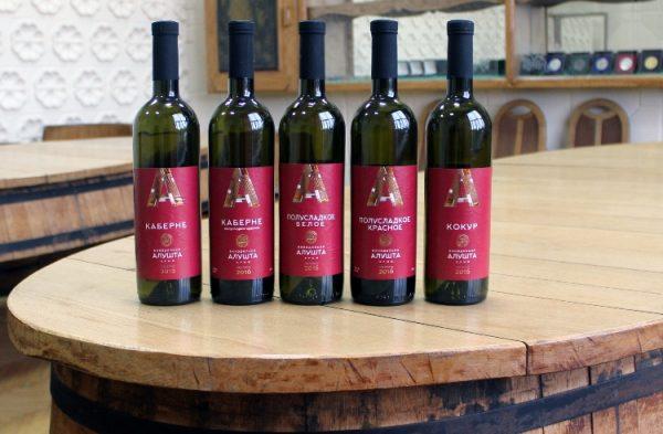 Вино из Алушты