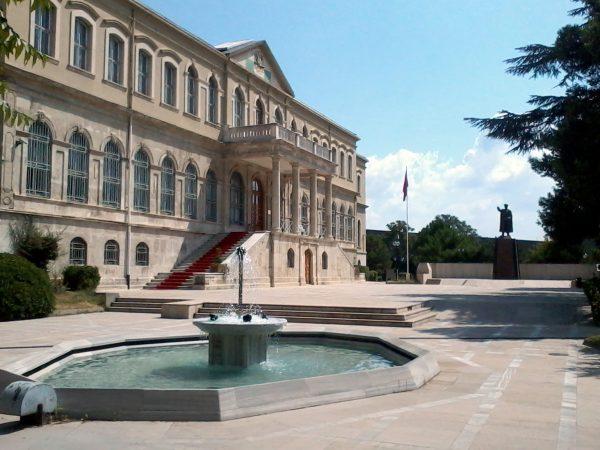 Военный музей в Стамбуле