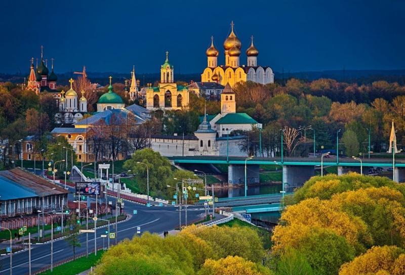 Едем в столицу Золотого кольца: достопримечательности Ярославля