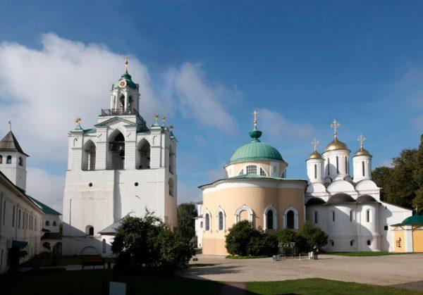 Ярославский Спасо-Преображенский монастырь (музей-заповедник)