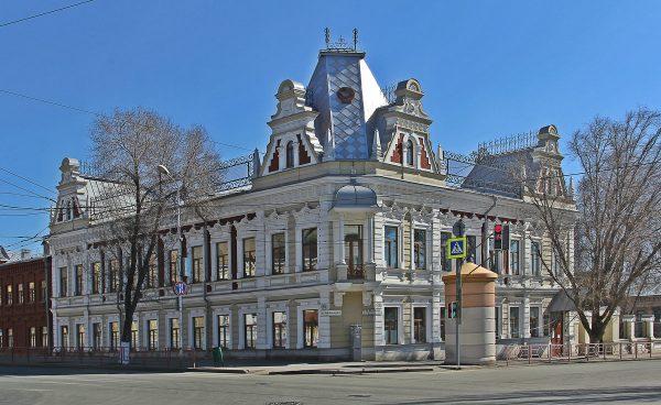 Здание Русского торгово-промышленного банка в Самаре