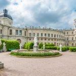 Большой Императорский дворец в Гатчине