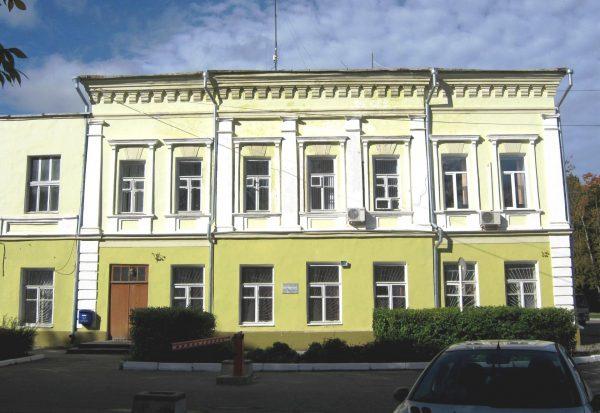Дом купцов Образцовых