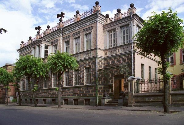Даугавпилсский краеведческий музей
