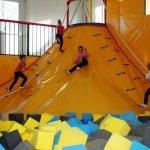 «Вулкан» в парке развлечений «Лето»