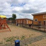 Двор контактного зоопарка «Зооландия»