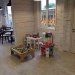 Детская игровая зона в «Зооландии»