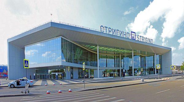 Аэропорт Стригино в Нижнем Новгороде