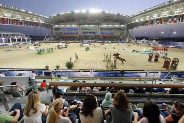 Арена конного центра