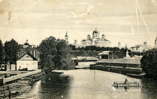 Арзамас в начале ХХ века