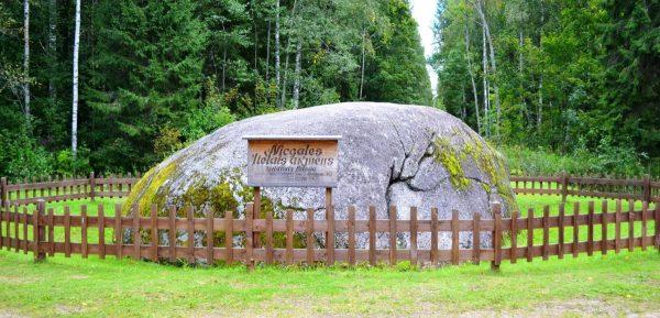 Большой Ницгальский камень