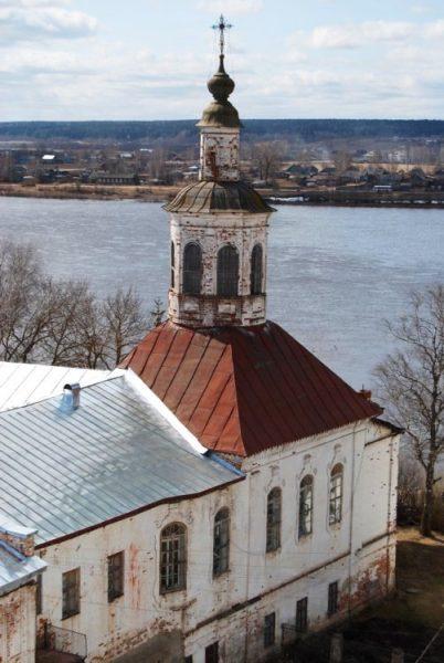 Церковь Алексия, митрополита Московского, в Великом Устюге