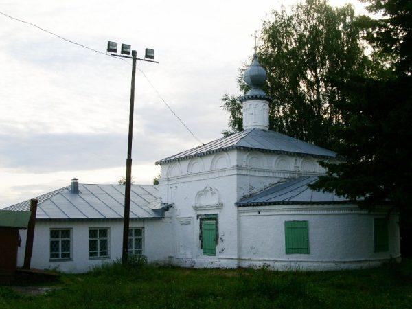 Церковь Богоявления Господня в Великом Устюге