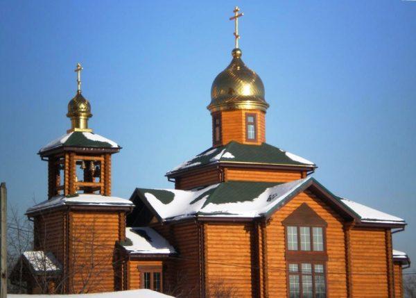 Церковь Кирилла и Мефодия