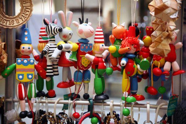 Деревянные игрушки «Климо»